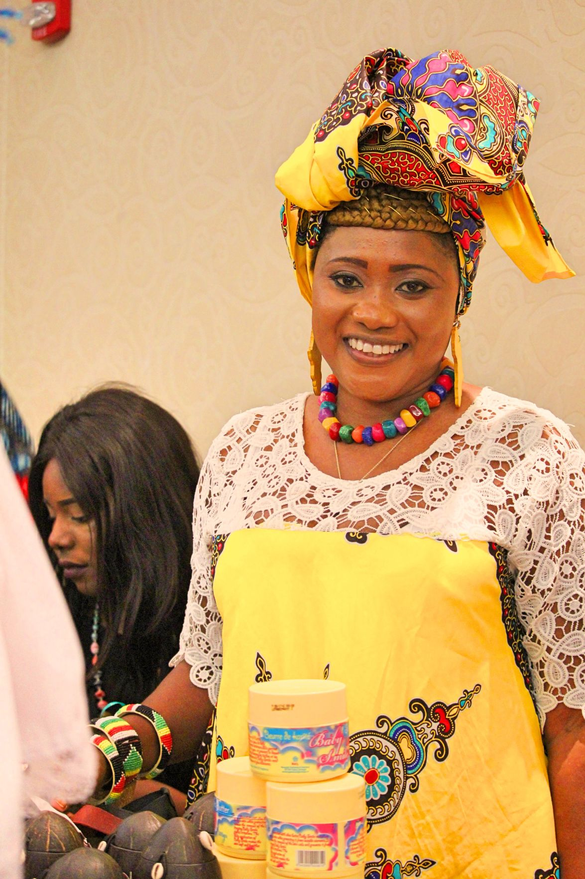 Local group set to hold annual 'Taste of Africa' event