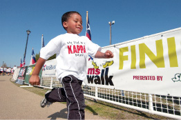 Residents race to find cure for disease