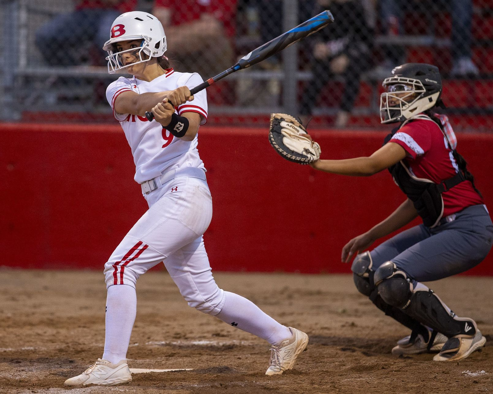 4 area players selected to TGCA 6A All-State Softball Team