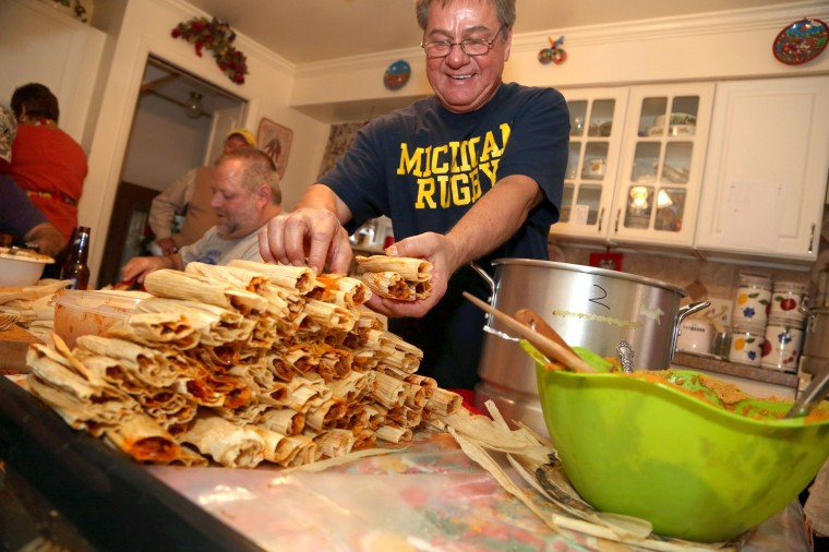 Time to make tamales