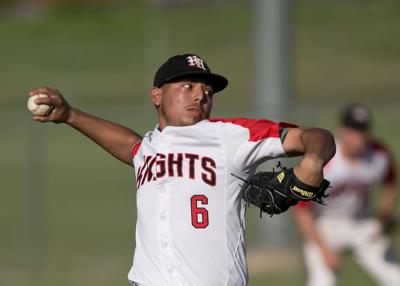 San Angelo Central at Harker Heights Baseball