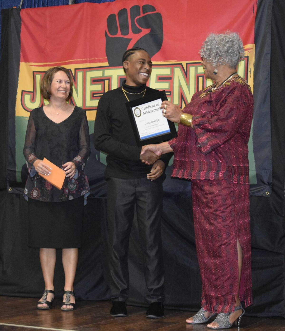 NAACP Scholarship Brunch