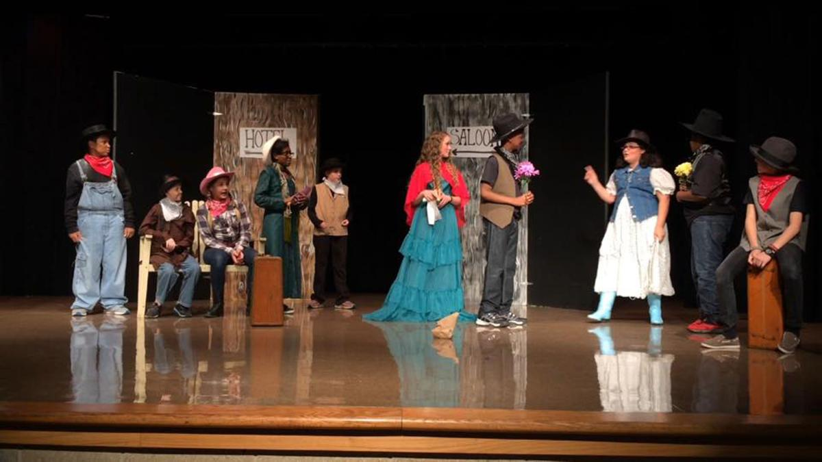 One-Act Play competition