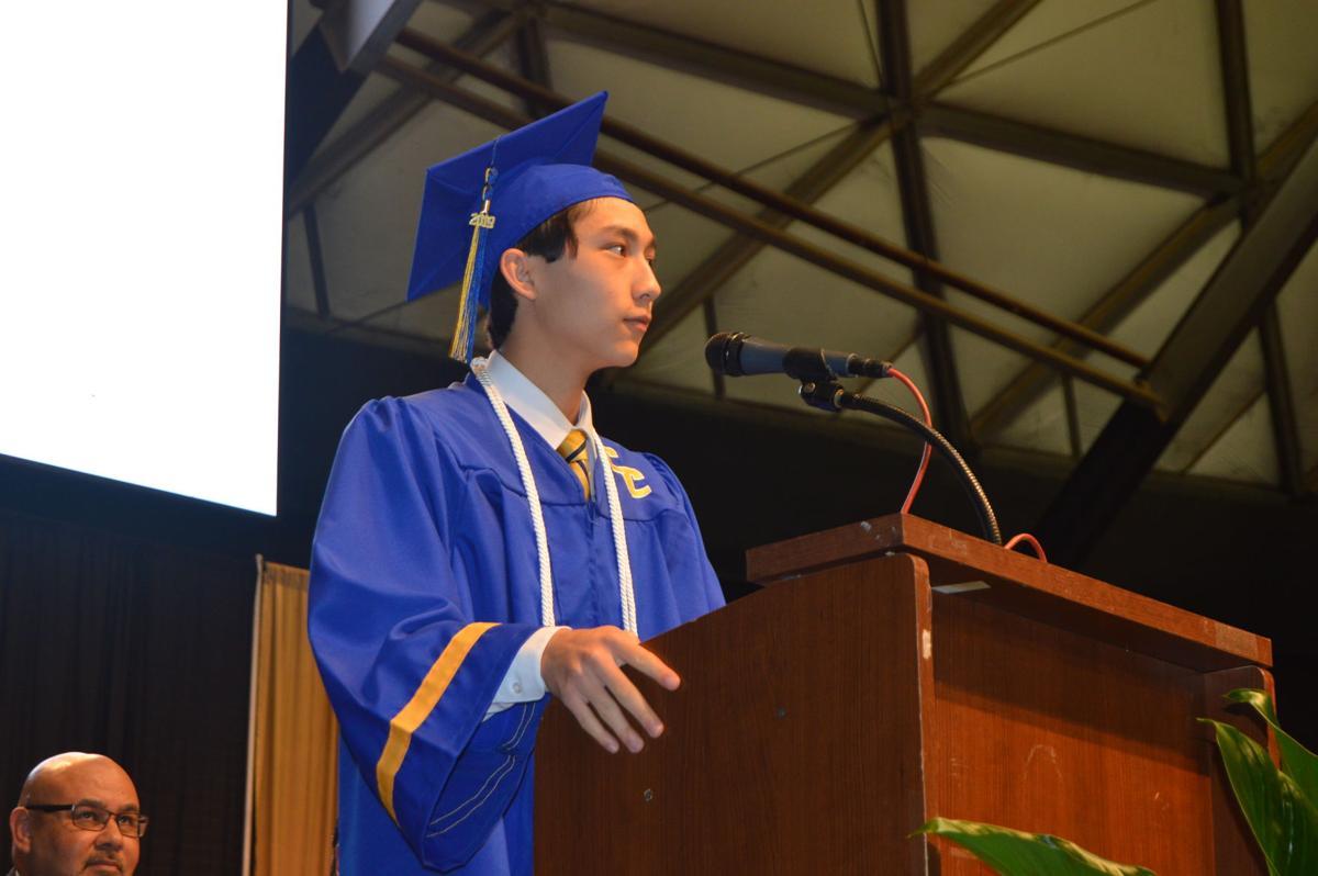 Cove graduation 2