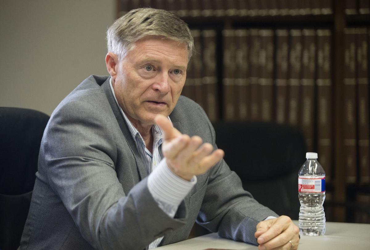 Killeen City Manager Ron Olson