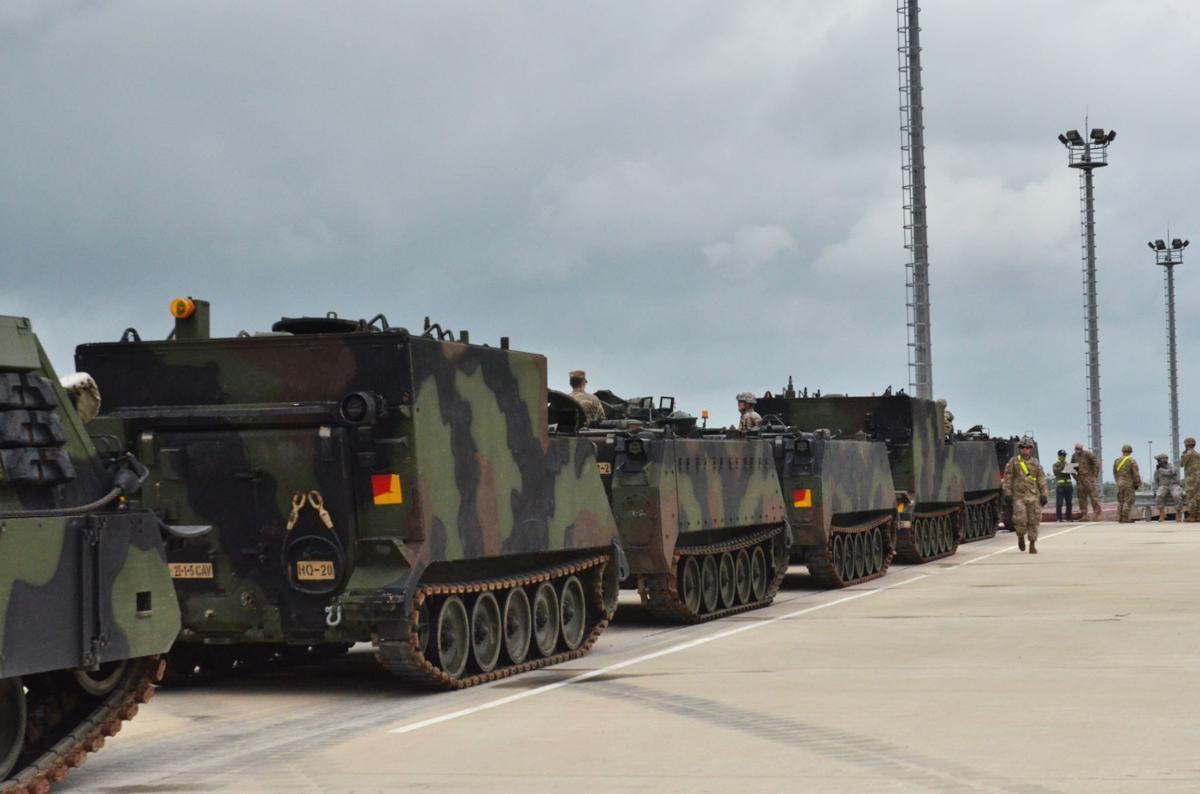 1-5, 2ABCT Railhead Ops