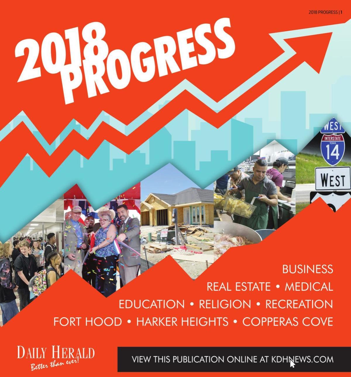 2018 Progress
