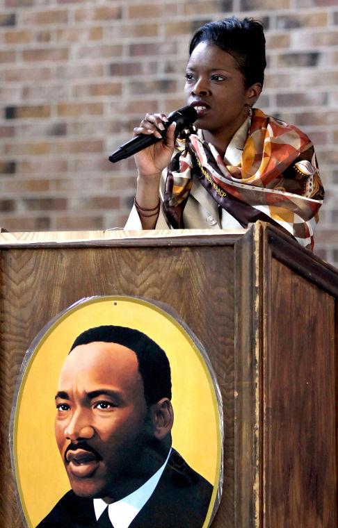 MLK Day in Killeen