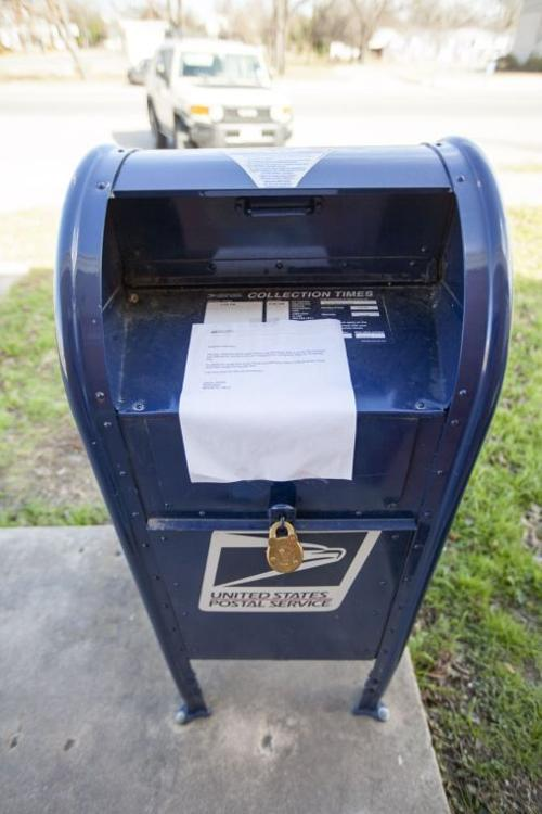 Thieves target outgoing mailboxes