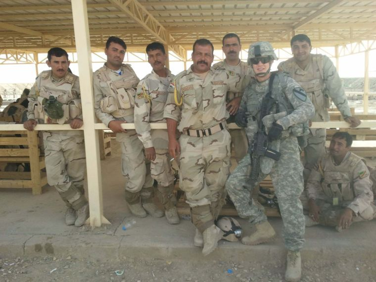 Iraq deployment