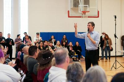 Town Hall with Beto