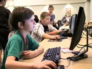 Engaging the world: Record-setting crowd attends Killeen's GIS Day