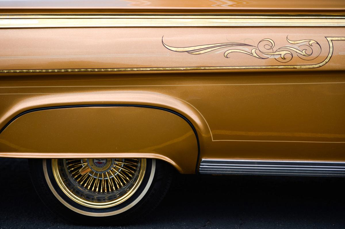 Area Residents Show Off Rides At Firstever Killeenest Whip Car Show - Phillips chevy car show