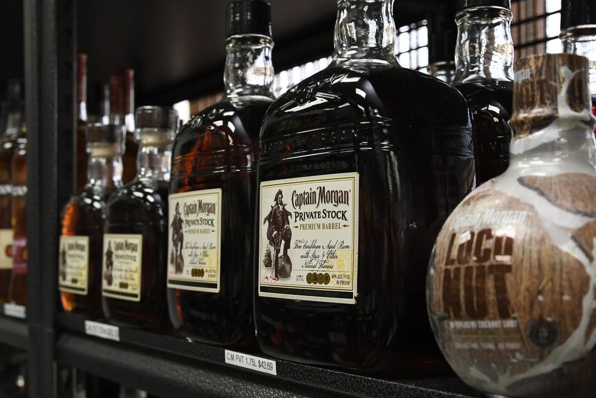 Copperas Cove liquor