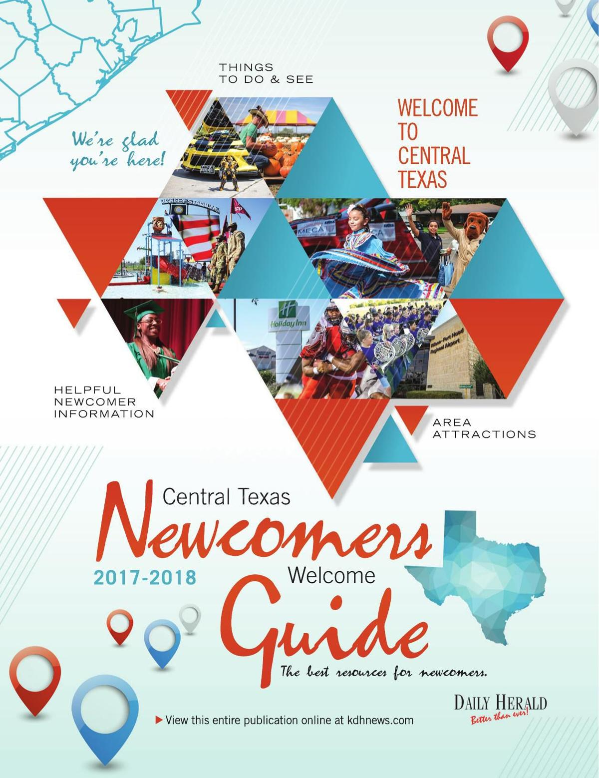 2017-18 Newcomers Guide