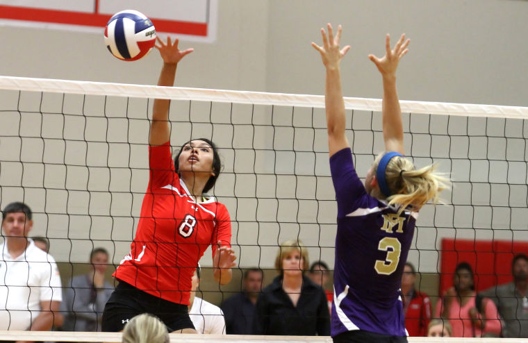 Volleyball: Belton v. Marble Falls