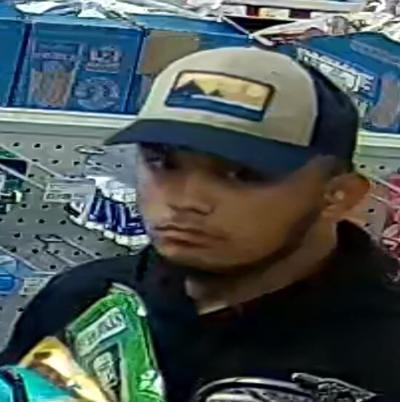 Star mart robbery suspect