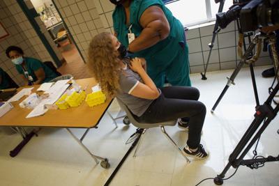 KISD vaccination