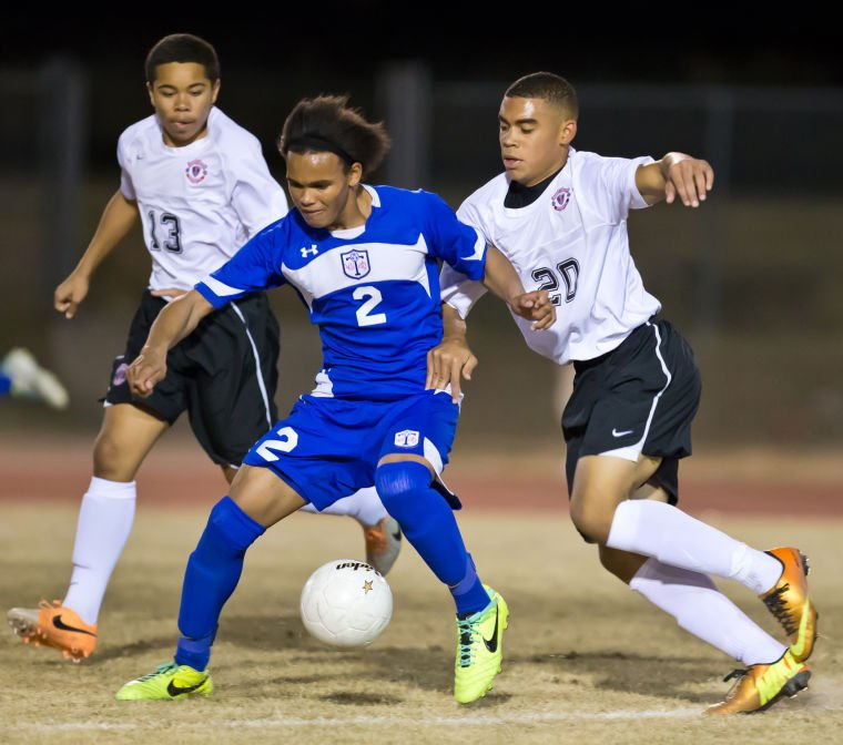 Harker Heights Boys Soccer