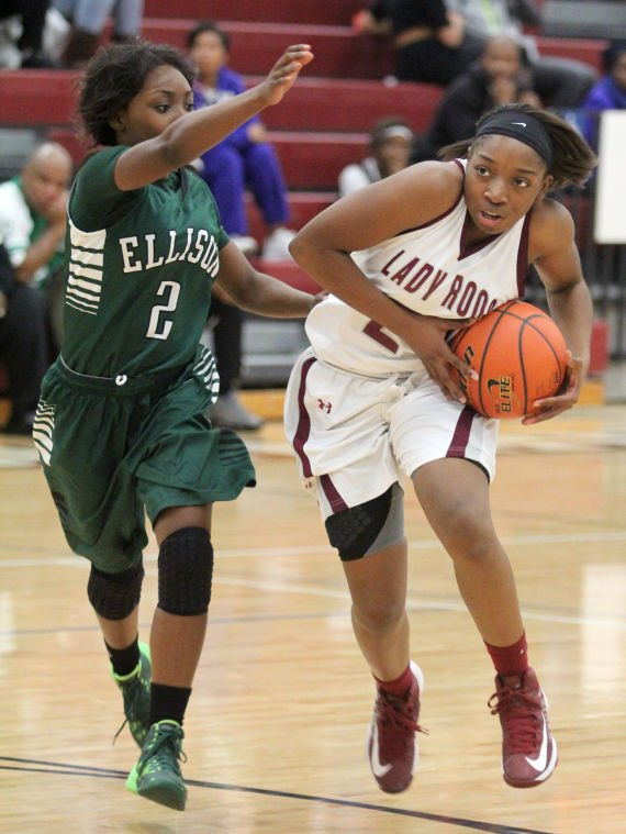 Ellison vs Killeen Girls Basketball