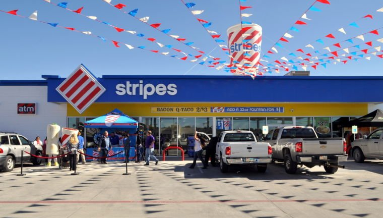 Stripes Opens in Lampasas