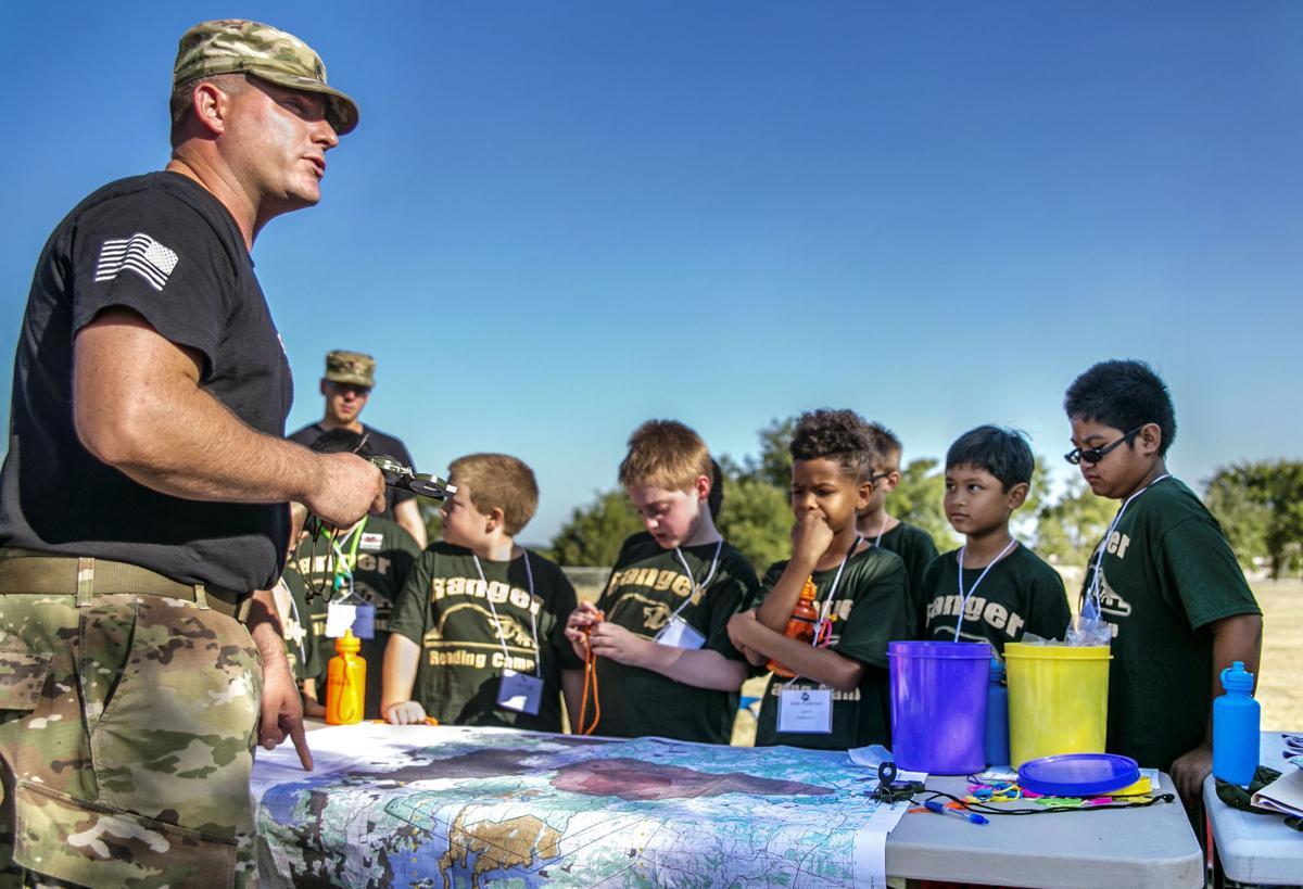 Ranger Reading Camp