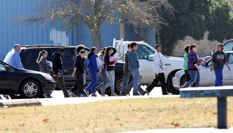 Another Bomb Threat in Cove