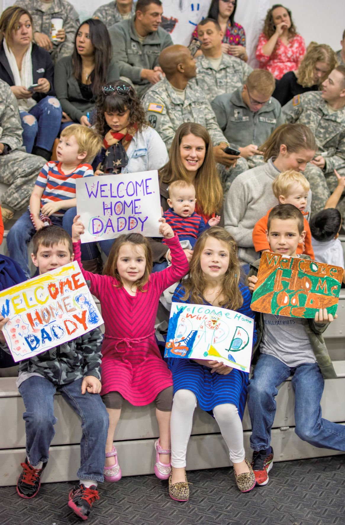 36th Engineer Brigade Homecoming