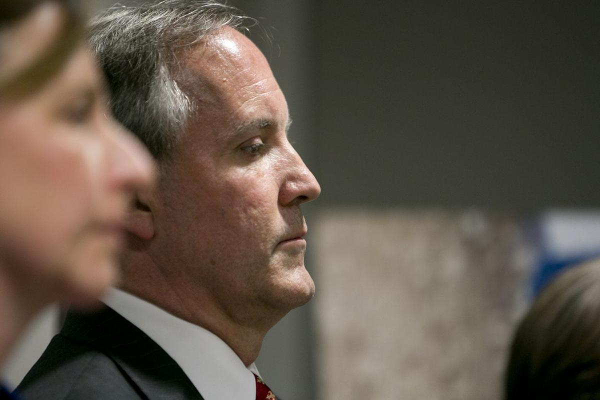 Texas Attorney General Ken Paxton under probe for legal defense gift