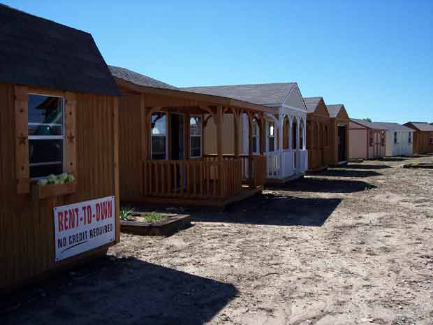 Is Aaa Worth It >> Leland's Portable Buildings - Lampasas, TX