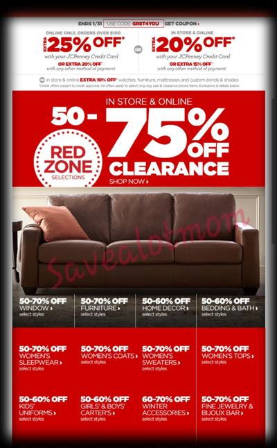 JCP Coupon