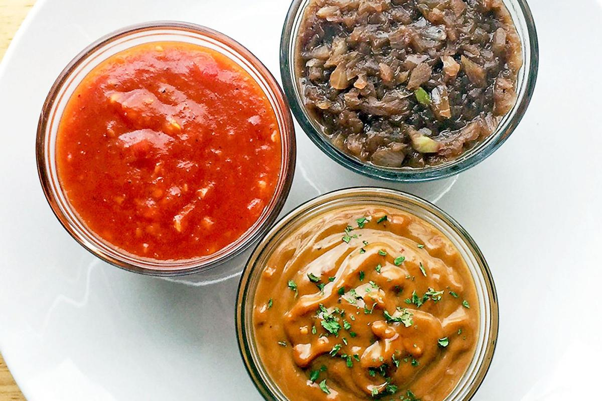 FOOD SAUCES 1 PG