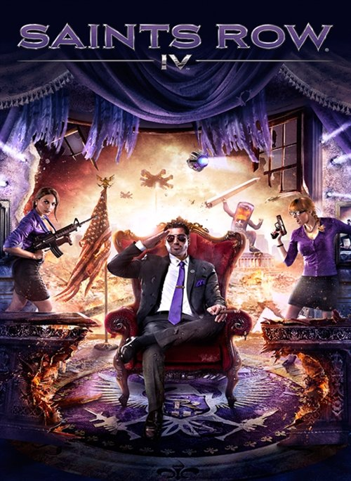 You should be playing: Saints Row 4