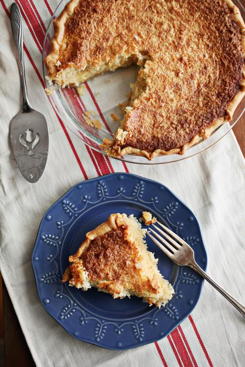 FOOD COCONUT-PIE 1 RA