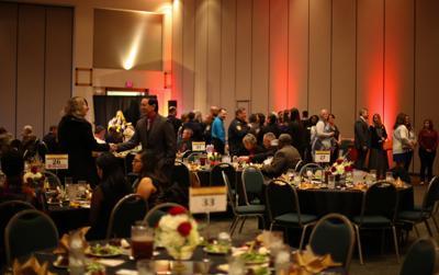 Heights chamber banquet