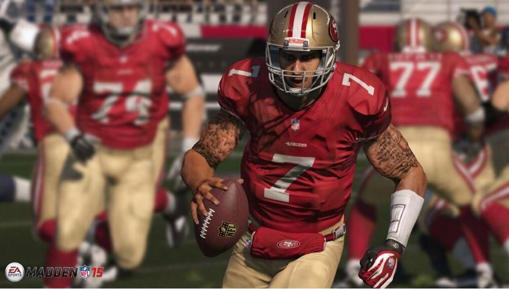 Photo: Coming Soon: Madden NFL 15