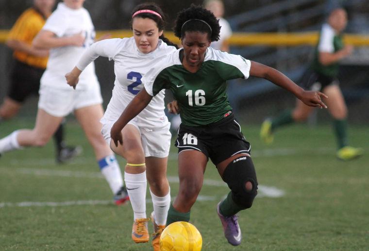 Girls Soccer: Cove v. Ellison