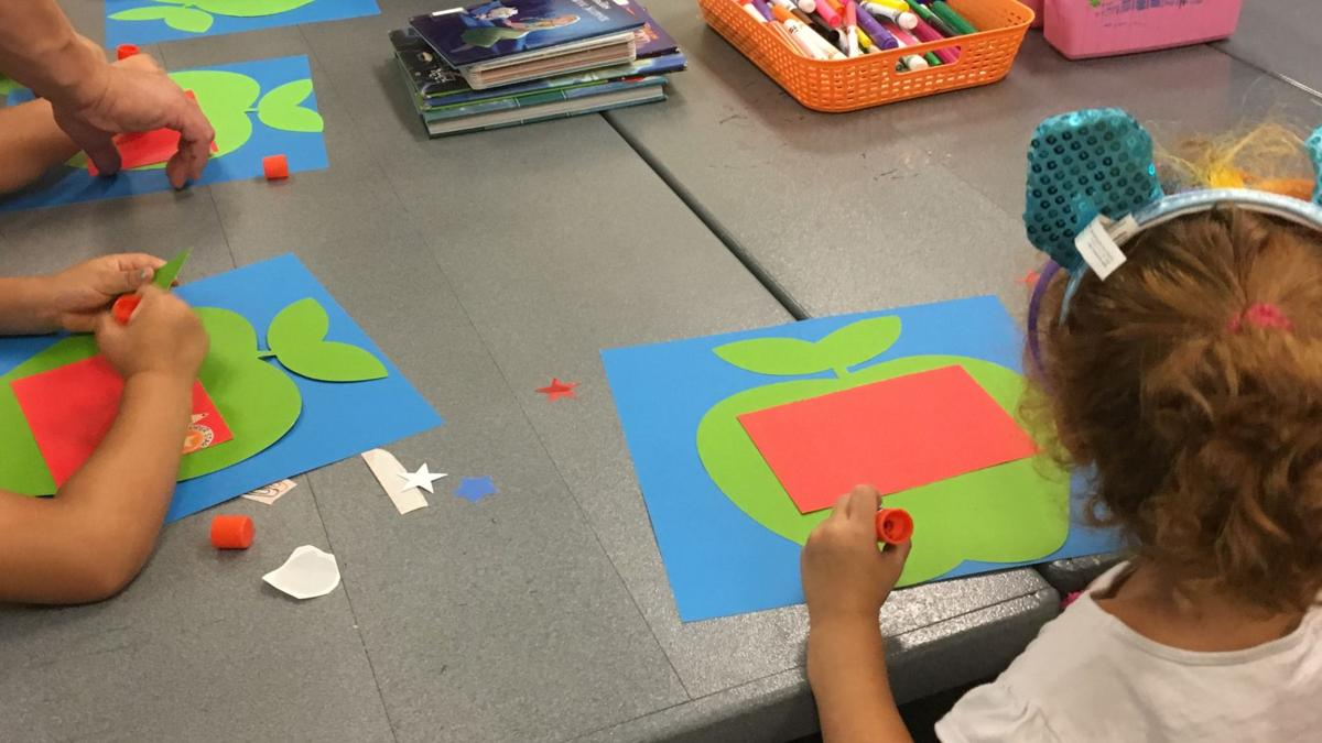 Paper Crafts Club  proves to be hit with kids