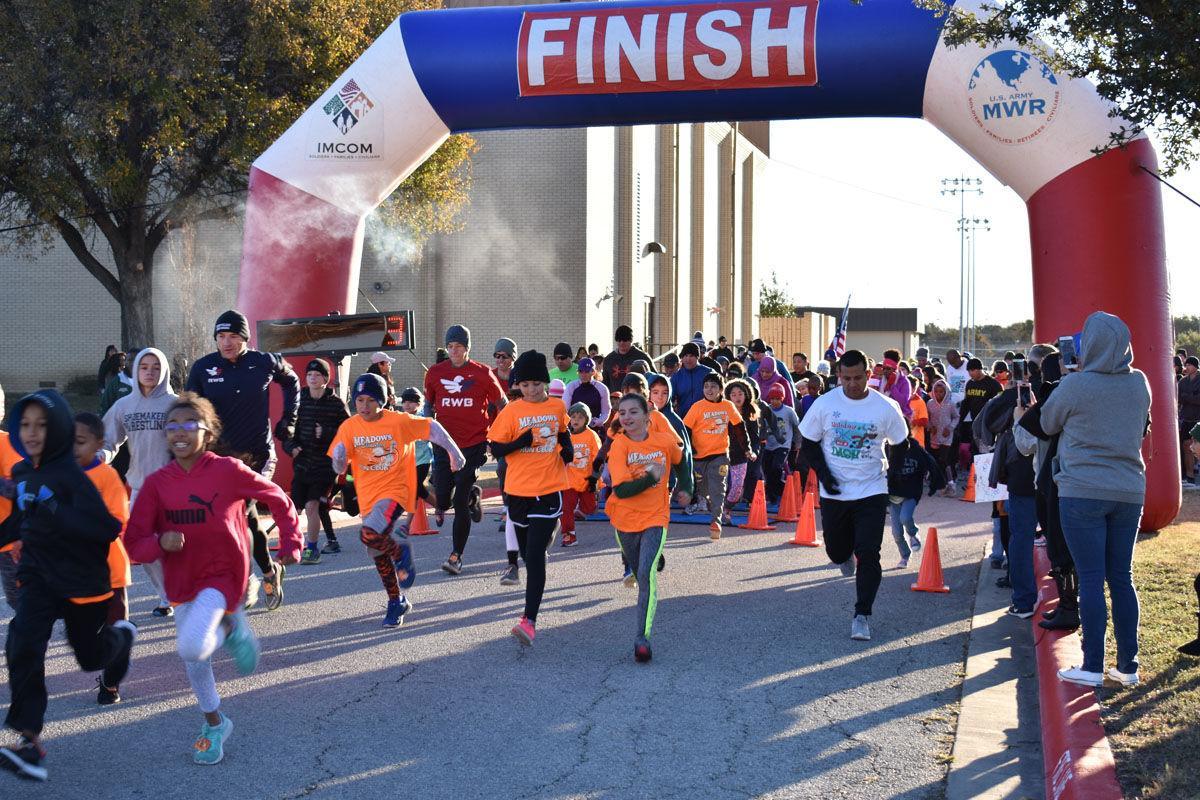 Holiday Dash 5K Run/Walk