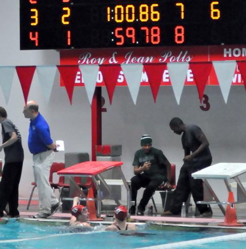 12-5A Swim Meet