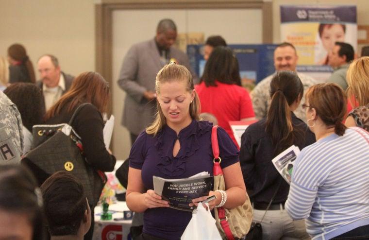 Hiring Our Heroes Military Spouse Employment Program Career Fair