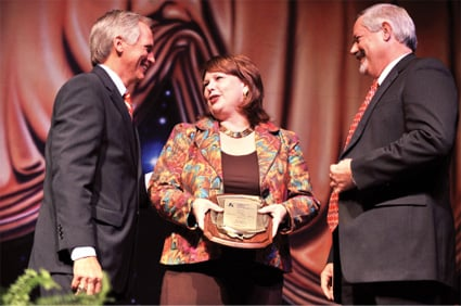 GKCC gives Aycock year's top honor