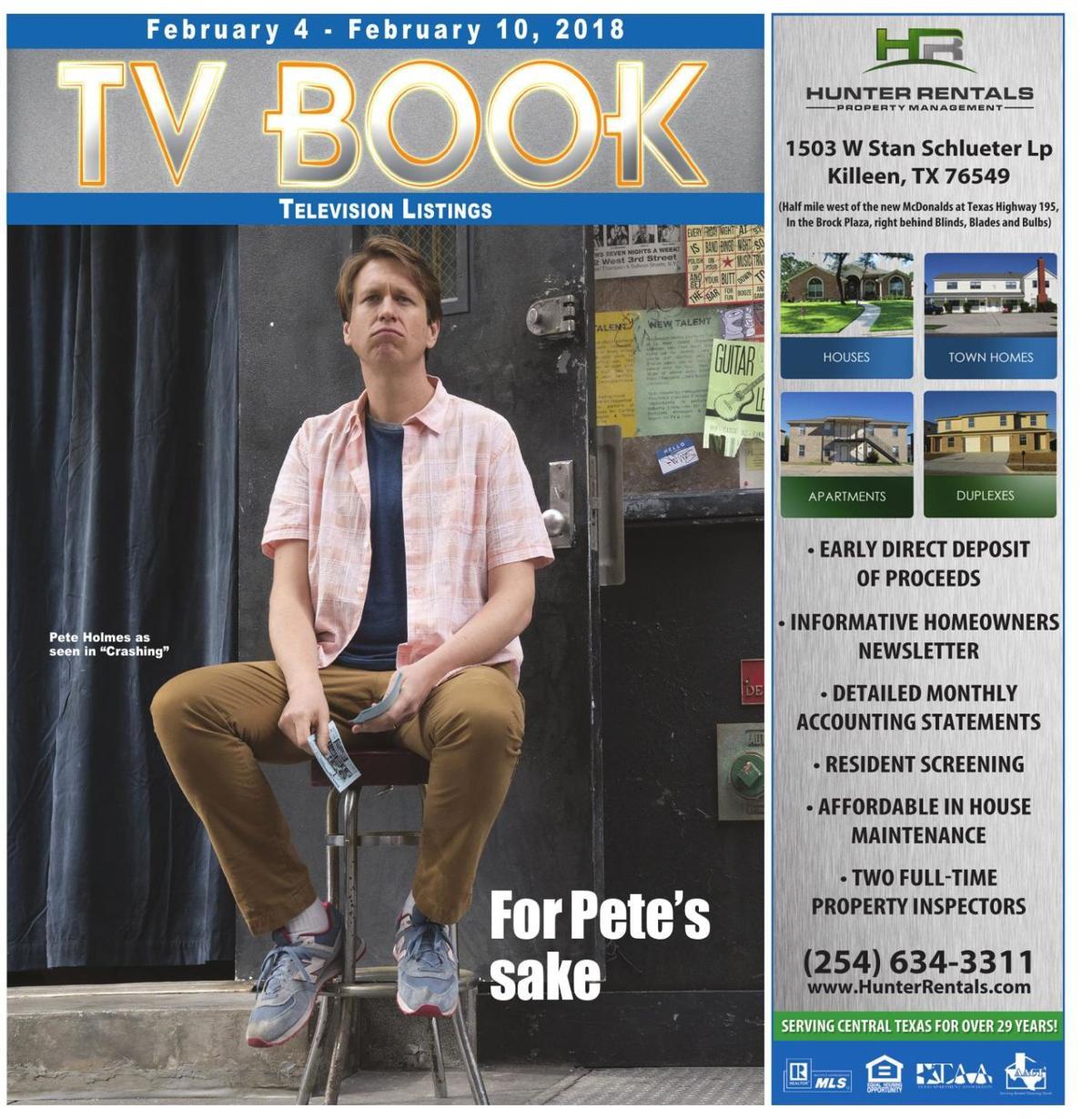 TV Book Feb. 4th-10th