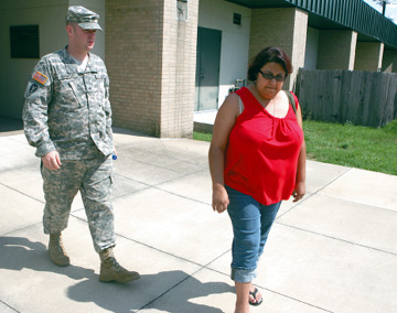 War objector faces year in jail