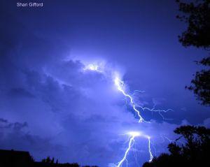 Lightening Storm