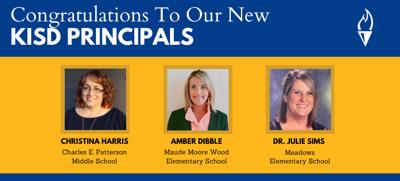 Principals Announcements