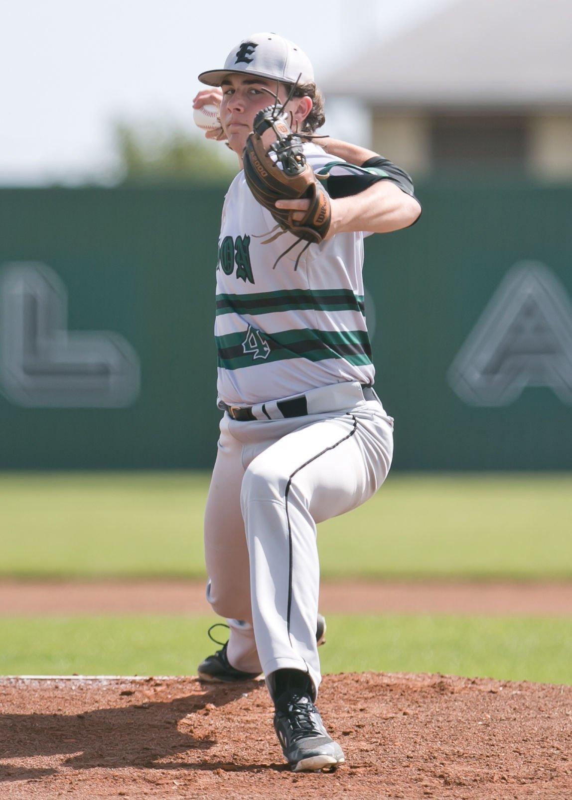Shoemaker at Ellison Baseball
