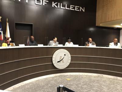 Killeen City council
