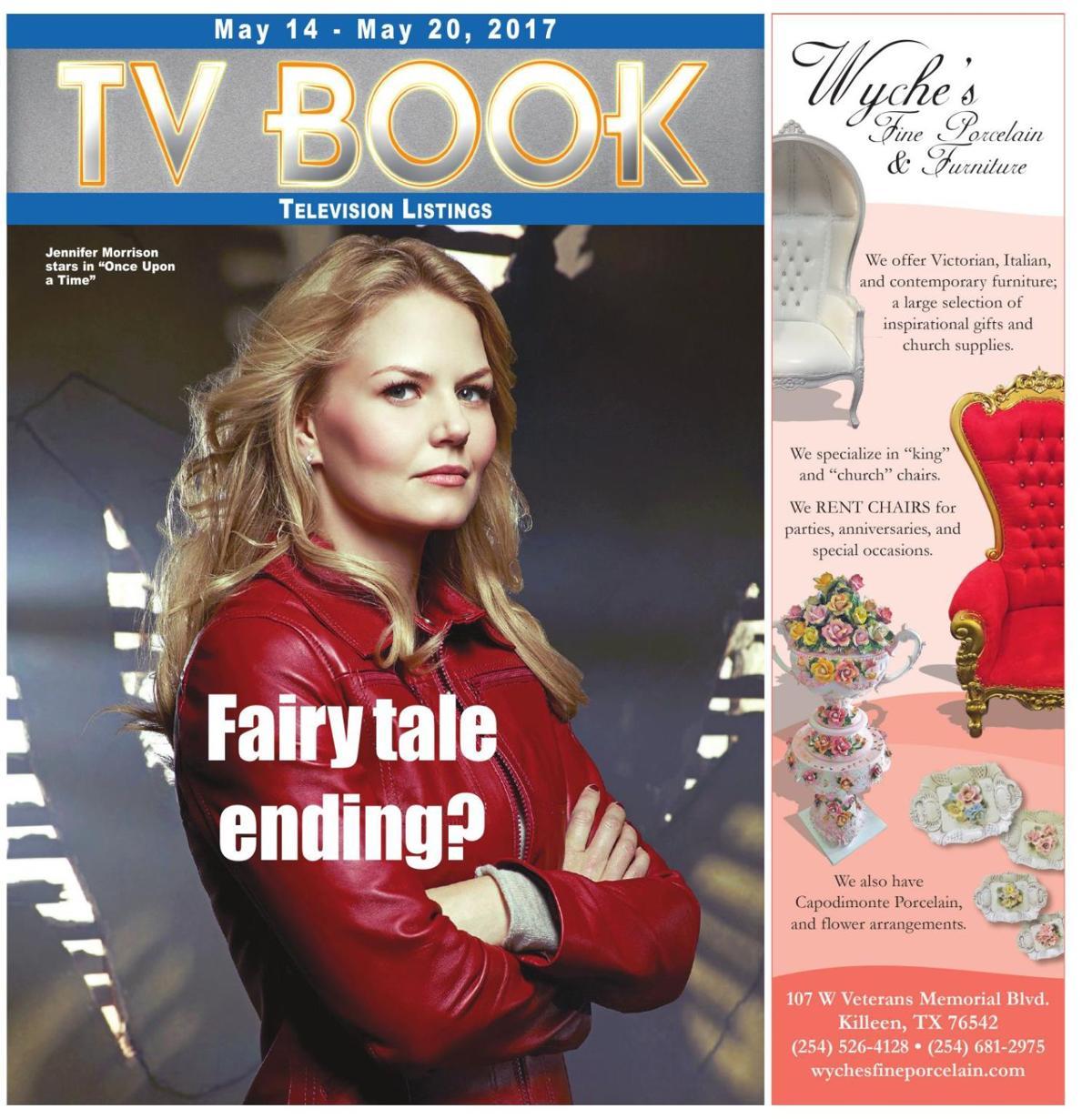 TV Book May 14th - May 20th