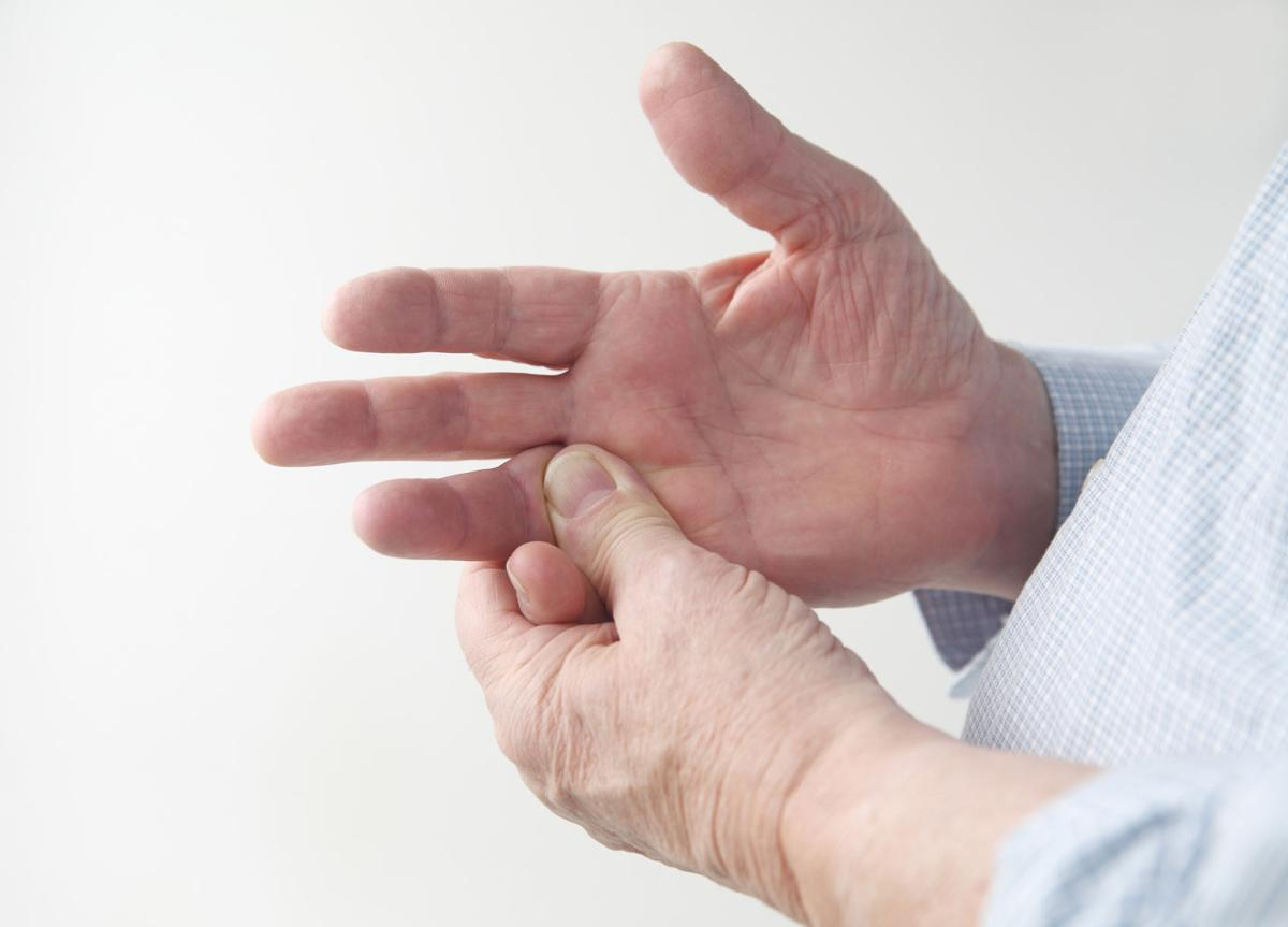 Just jammed your finger? Here's what to do   Health   kdhnews.com